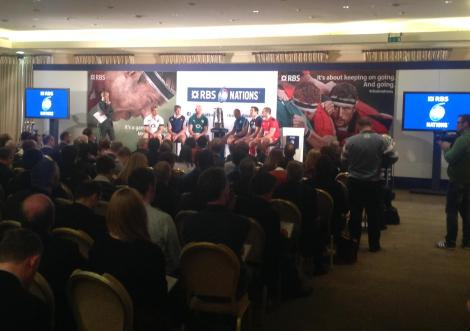 6Nations Launch