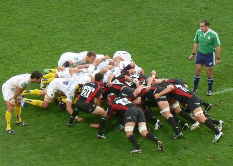 Sarries Clermont