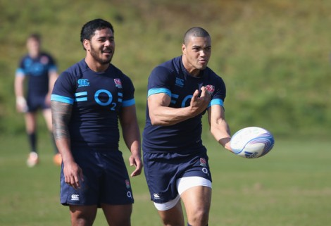 We'd give the Burrell/Tuilagi combo a run-out