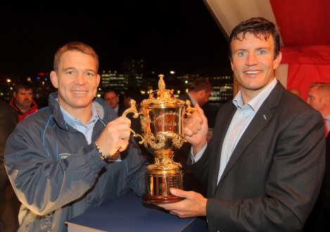 Rugby World Cup Trophy Tour - South Africa