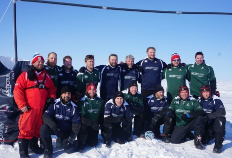 Arctic Rugby North Pole