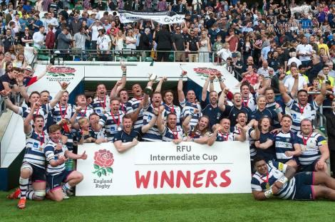 TWRFC Cup winners
